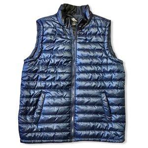 JACKSON HOLE   Long Puffer Vest w/ Pockets XL